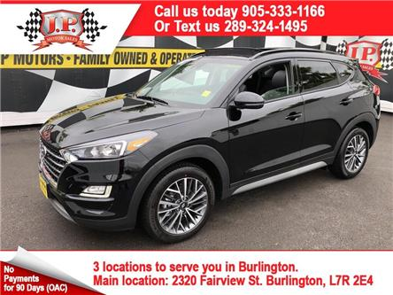 2019 Hyundai Tucson Luxury (Stk: 47123) in Burlington - Image 1 of 27