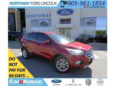 2017 Ford Escape SE | AWD | BACK UP CAM | BLUETOOTH | (Stk: EC97290A) in Brantford - Image 1 of 38