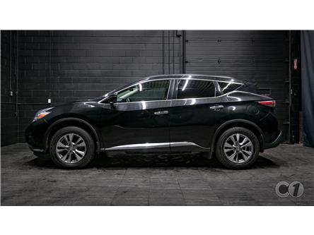 2016 Nissan Murano S (Stk: CT19-247) in Kingston - Image 1 of 32