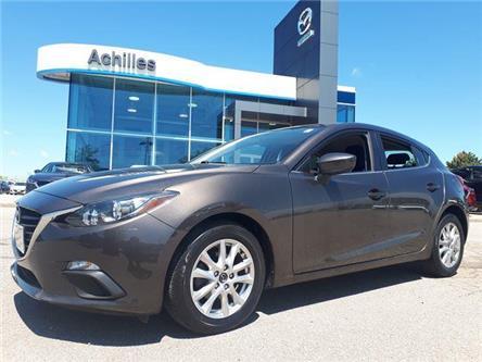 2015 Mazda Mazda3 Sport GS (Stk: P5921) in Milton - Image 1 of 11