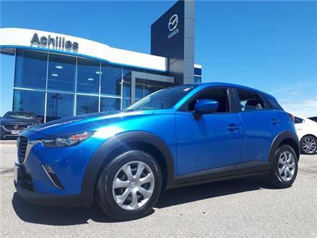 2016 Mazda CX-3 GX (Stk: P5917) in Milton - Image 1 of 11