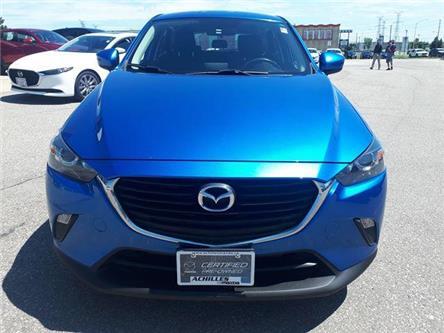 2016 Mazda CX-3 GX (Stk: P5917) in Milton - Image 2 of 11