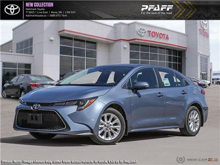 2020 Toyota Corolla 4-door Sedan XLE CVT (Stk: H20040) in Orangeville - Image 1 of 23