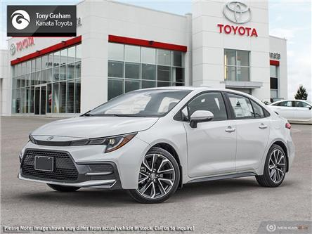 2020 Toyota Corolla XSE (Stk: 89608) in Ottawa - Image 1 of 22