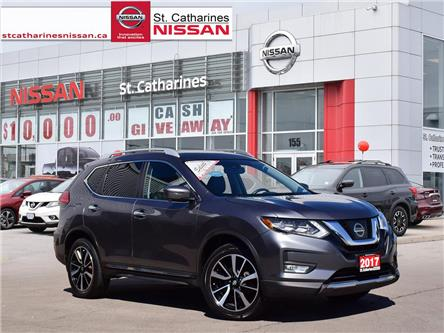 2017 Nissan Rogue  (Stk: P2360) in St. Catharines - Image 1 of 24
