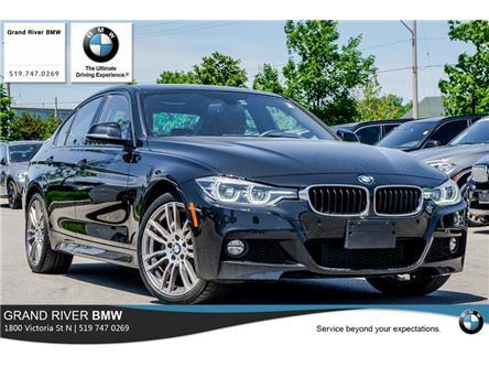 2016 BMW 340i xDrive (Stk: PW4890) in Kitchener - Image 1 of 22