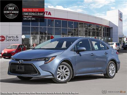 2020 Toyota Corolla XLE (Stk: 68782) in Vaughan - Image 1 of 23