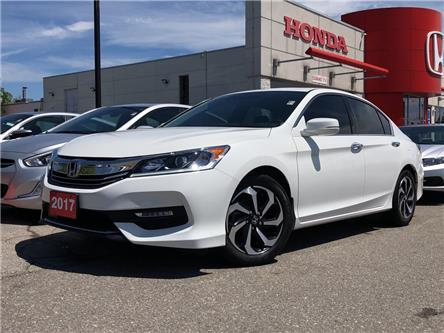 2017 Honda Accord EX-L V6 (Stk: 57590A) in Scarborough - Image 1 of 23