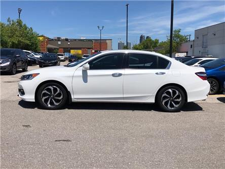 2017 Honda Accord EX-L V6 (Stk: 57590A) in Scarborough - Image 2 of 23