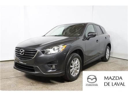 2016 Mazda CX-5 GS (Stk: U7241) in Laval - Image 1 of 24