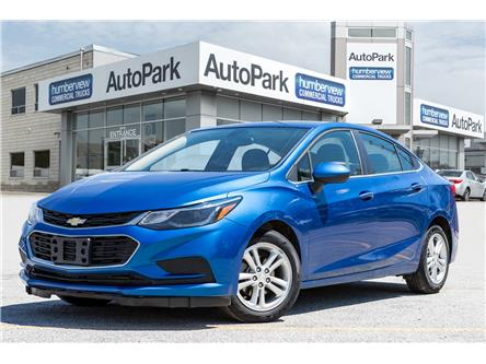 2018 Chevrolet Cruze LT Auto (Stk: 18-178789) in Mississauga - Image 1 of 20