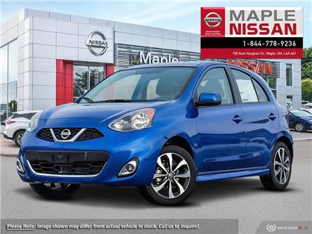 2019 Nissan Micra SR (Stk: M19I006) in Maple - Image 1 of 23