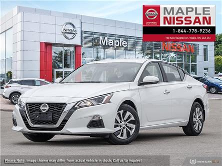 2019 Nissan Altima 2.5 S (Stk: M193027) in Maple - Image 1 of 23