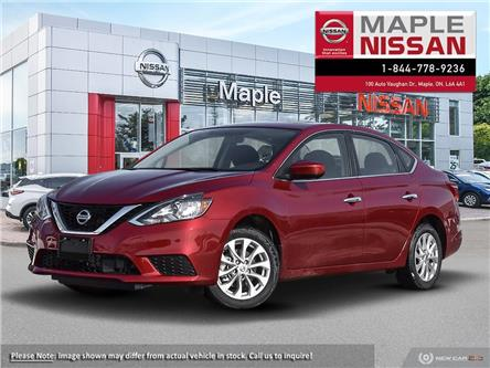 2019 Nissan Sentra 1.8 SV (Stk: M191016) in Maple - Image 1 of 23