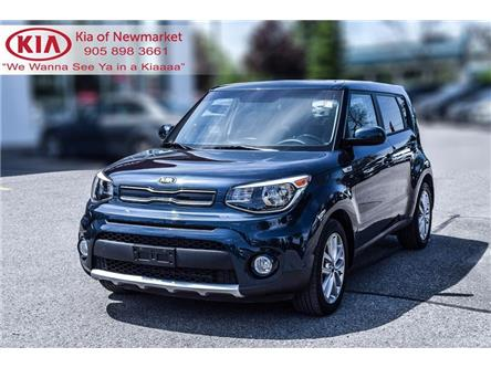 2018 Kia Soul EX (Stk: P0898) in Newmarket - Image 1 of 20