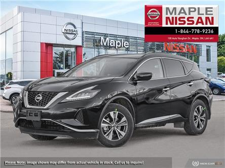 2019 Nissan Murano S (Stk: M19M012) in Maple - Image 1 of 23