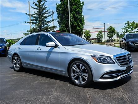 2019 Mercedes-Benz S-Class Base (Stk: 39135D) in Kitchener - Image 2 of 17