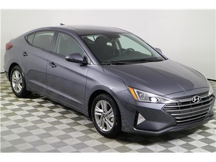2020 Hyundai Elantra Preferred w/Sun & Safety Package (Stk: 194601) in Markham - Image 1 of 22