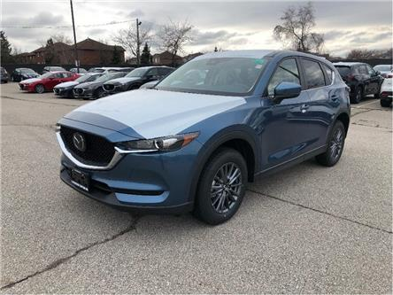 2019 Mazda CX-5 GS (Stk: SN1252) in Hamilton - Image 1 of 15