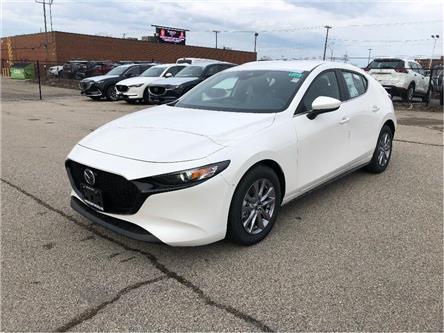 2019 Mazda Mazda3 Sport GS (Stk: SN1282) in Hamilton - Image 1 of 15