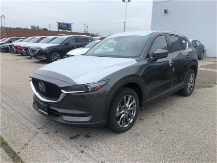 2019 Mazda CX-5 Signature (Stk: SN1300) in Hamilton - Image 1 of 15