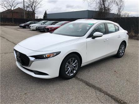 2019 Mazda Mazda3 GS (Stk: SN1329) in Hamilton - Image 1 of 15