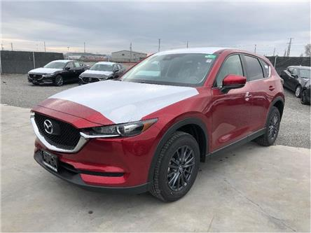 2019 Mazda CX-5 GX (Stk: SN1352) in Hamilton - Image 1 of 15