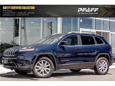 2016 Jeep Cherokee Limited (Stk: SU0045) in Guelph - Image 1 of 22