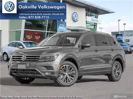 2019 Volkswagen Tiguan Highline (Stk: 21364) in Oakville - Image 1 of 23