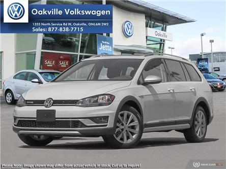 2019 Volkswagen Golf Alltrack 1.8 TSI Highline (Stk: 21380) in Oakville - Image 1 of 23