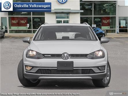 2019 Volkswagen Golf Alltrack 1.8 TSI Highline (Stk: 21380) in Oakville - Image 2 of 23