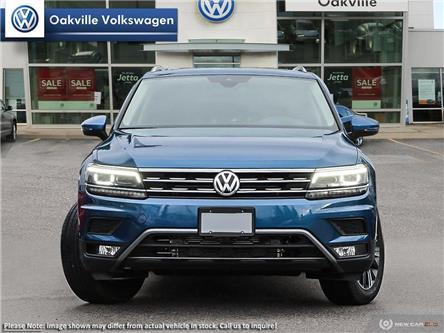 2019 Volkswagen Tiguan Highline (Stk: 21398) in Oakville - Image 2 of 22