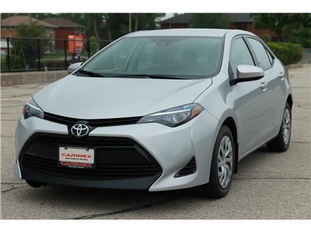 2017 Toyota Corolla LE (Stk: 1902043) in Waterloo - Image 1 of 27