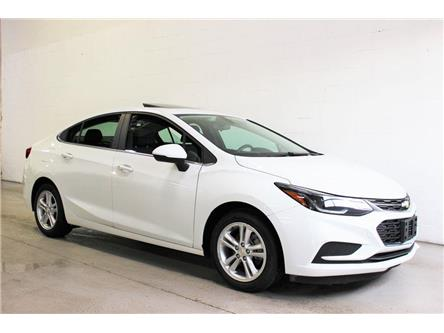 2016 Chevrolet Cruze LT Auto (Stk: 597785) in Vaughan - Image 1 of 27