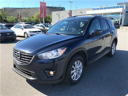 2016 Mazda CX-5 GS (Stk: F254510A) in Saint John - Image 1 of 34