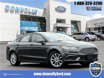2017 Ford Fusion SE (Stk: PLDS1214A) in Ottawa - Image 1 of 28