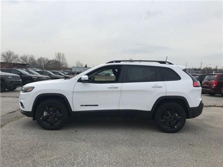 2019 Jeep Cherokee North (Stk: J18609) in Newmarket - Image 2 of 20