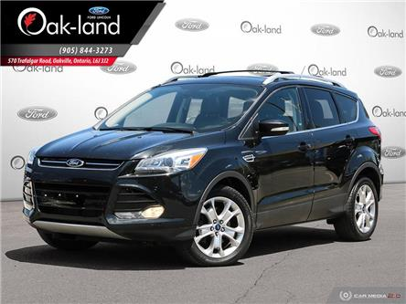 2015 Ford Escape Titanium (Stk: 9T159DA) in Oakville - Image 1 of 27