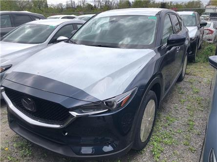 2019 Mazda CX-5 GT w/Turbo (Stk: 81872) in Toronto - Image 1 of 6