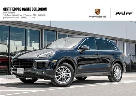 2018 Porsche Cayenne w/ Tip (Stk: U7955) in Vaughan - Image 1 of 22