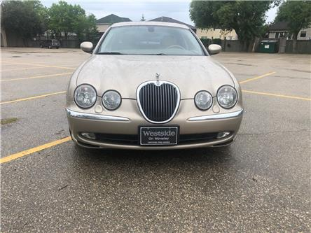 2003 Jaguar S-Type 3.0L V6 (Stk: 9916.0) in Winnipeg - Image 2 of 27