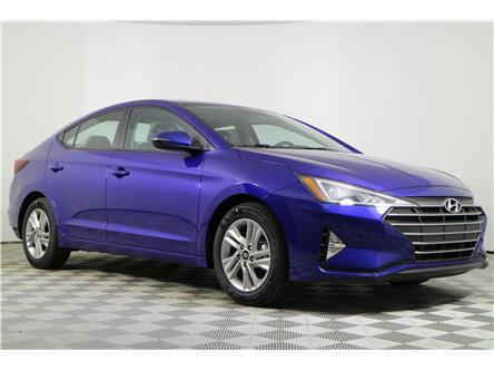 2020 Hyundai Elantra Preferred w/Sun & Safety Package (Stk: 194584) in Markham - Image 1 of 22