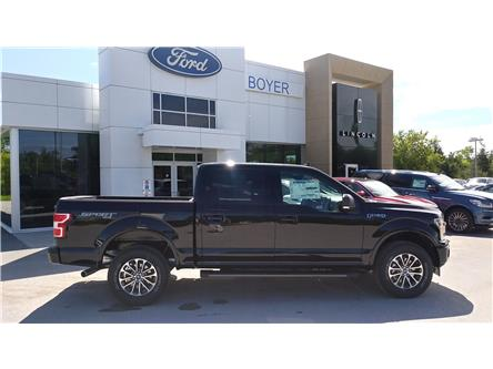 2019 Ford F-150 XLT (Stk: F1287) in Bobcaygeon - Image 1 of 21