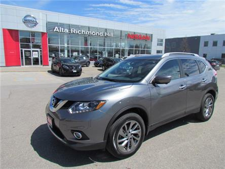 2016 Nissan Rogue SL Premium (Stk: RU2675) in Richmond Hill - Image 1 of 45