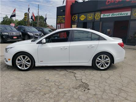 2013 Chevrolet Cruze LT Turbo (Stk: 266304) in Toronto - Image 2 of 14
