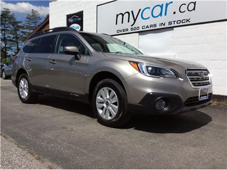 2015 Subaru Outback 2.5i Touring Package (Stk: 190861) in Kingston - Image 1 of 21