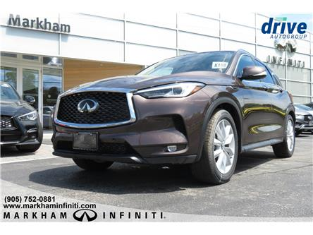 2019 Infiniti QX50 ProACTIVE (Stk: K108) in Markham - Image 1 of 25