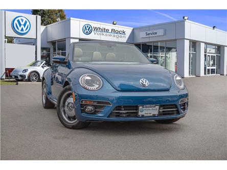 2018 Volkswagen Beetle 2.0 TSI Coast (Stk: JB517496) in Vancouver - Image 1 of 30