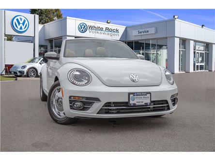 2018 Volkswagen Beetle 2.0 TSI Coast (Stk: JB517519) in Vancouver - Image 1 of 30