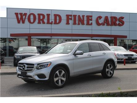 2017 Mercedes-Benz GLC 300 Base (Stk: 16846) in Toronto - Image 1 of 20